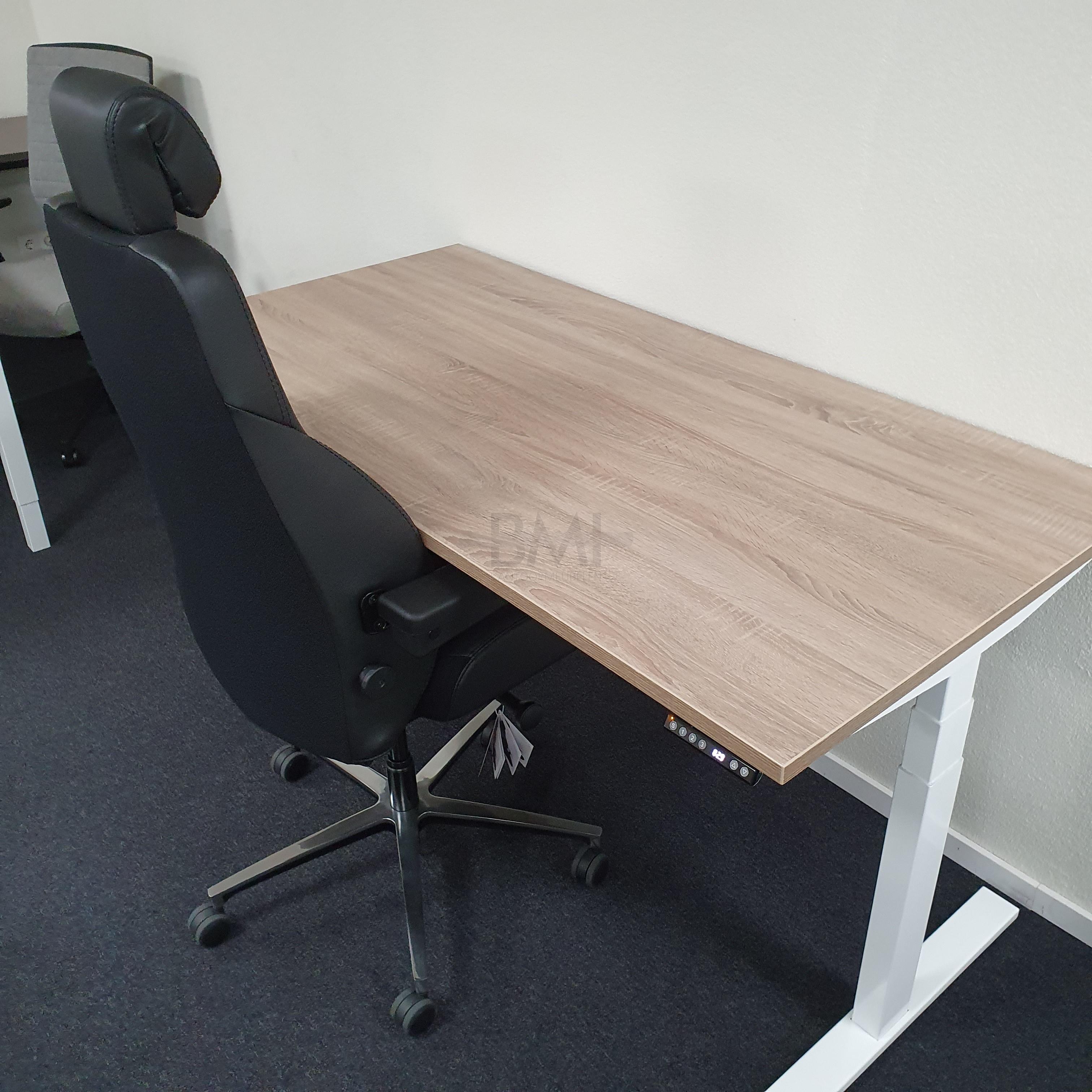 Bureau basic zit/sta elektrisch verstelbaar(showroom model)