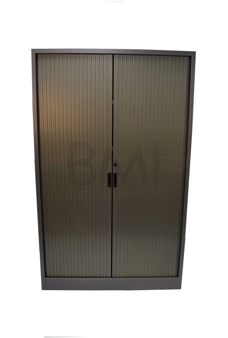 Roldeurkast Ahrend 198 x 120 x 45 cm Aluminium