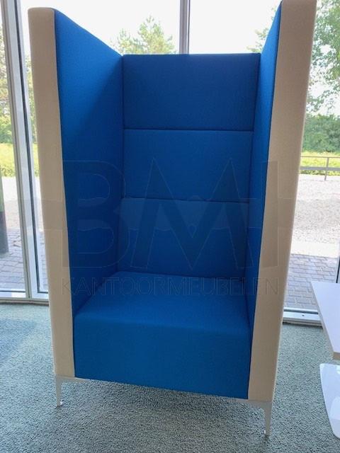 Belstoel lownoise fauteuil hoog