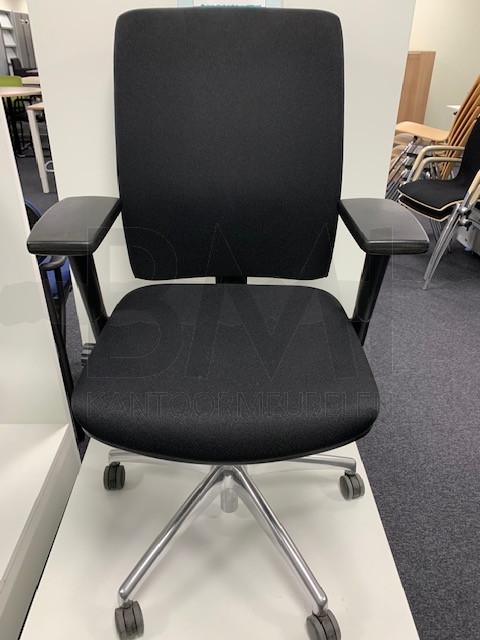 Bureaustoel BMI 02 zwart