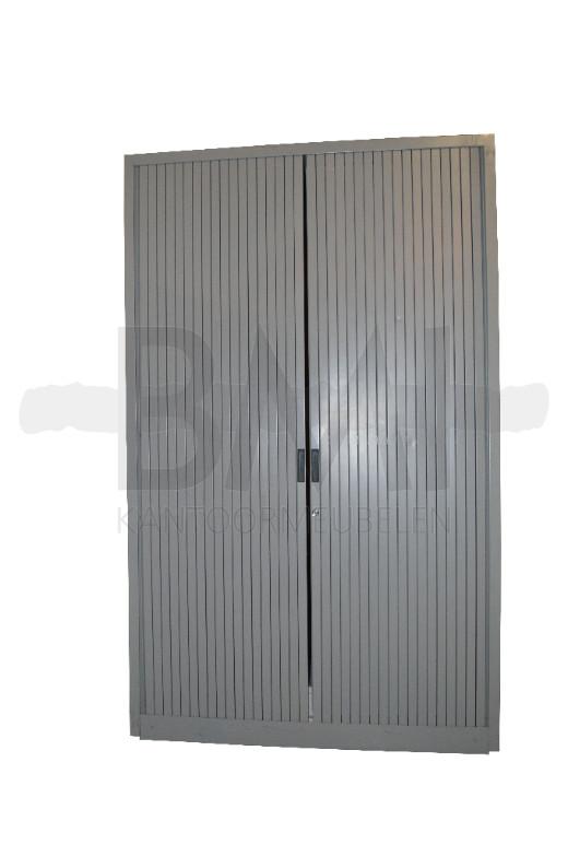 Roldeurkast Aspa 198 x 120 x 45 cm aluminium