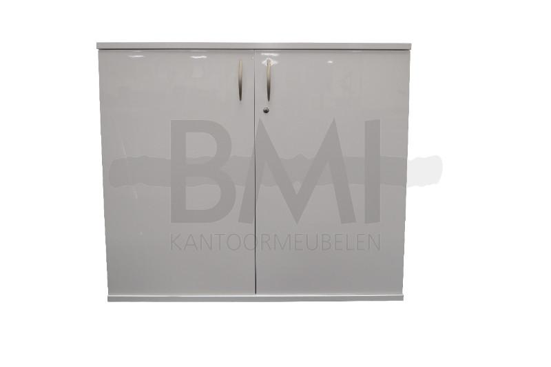 Hoogglans Kast Wit : Wastafel kast willy deuren cm hoogglans wit bij mobistoxx