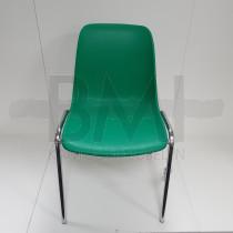 Kantinestoel groen(Showroom model)