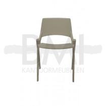Kantine / terrasstoel Sitland Green 's 4 poot wit